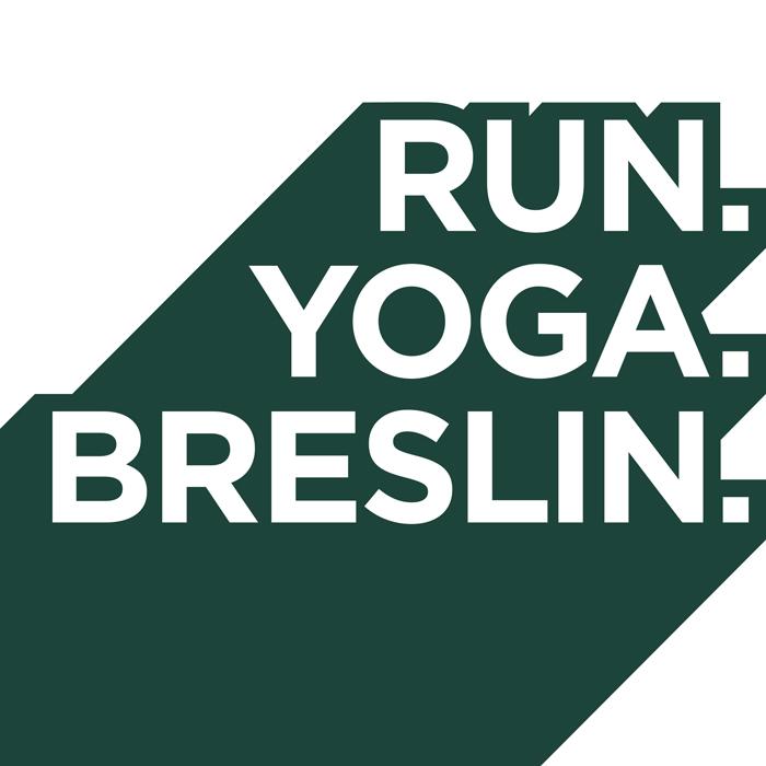 Run. Yoga. Breslin.